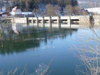 Winteridylle am Diemelsee (Werner Hampe)