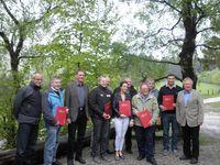 Ernennung der Naturpark-Botschafter